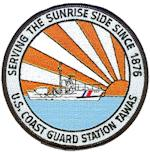 Click to visit Coast Guard patches website