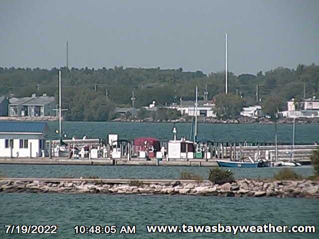 Click for Tawas Bay Webcam