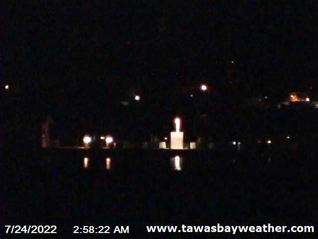 Tawas Bay East Tawas Michigan
